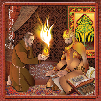 St. Francis of Assisi and Sultan