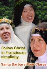 Go to Poor Clares of Santa Barbara